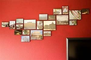 Bilder Collage Selber Machen : bilderrahmen collage wanddeko ideen mit fotorahmen ~ Watch28wear.com Haus und Dekorationen