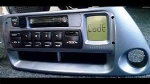 Radio Toca Fitas Original Fic Ford Ka Cs4110 Pll 97 A 99