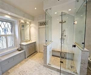 Modele Salle De Bain Avec Douche Italienne : exceptionnel modele de salle de bain avec douche italienne ~ Premium-room.com Idées de Décoration