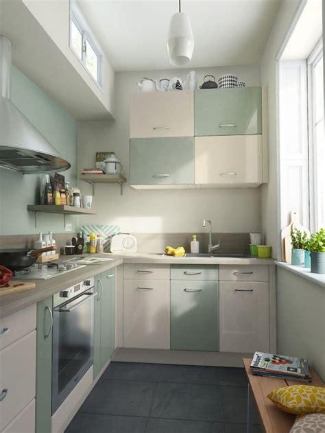 petites cuisines photos 12 mod 232 les de cuisine c 244 t 233 maison