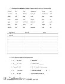 High School Vocabulary Worksheets