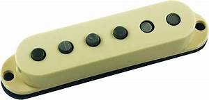 Seymour Duncan Ssl Bridge Pickup  Cream  No Logo