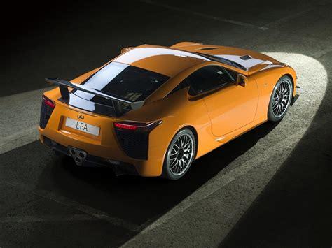 Lexus Lfa Nurburgring Package Photos 2012