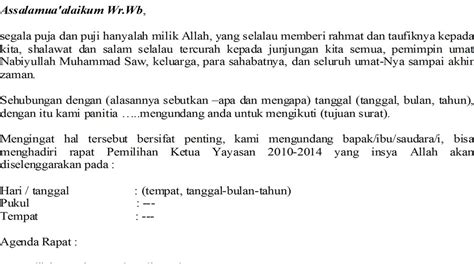 Contoh surat referensi pengalaman kerja. Contoh Surat Undangan Fatayat Nu