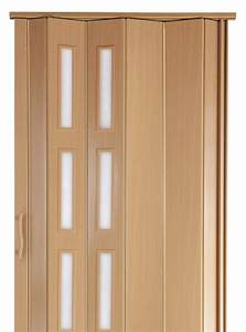 Falttür Mit Fenster : faltt r buche mit fenster h he 202cm einbaubreite bis 94cm ~ Whattoseeinmadrid.com Haus und Dekorationen