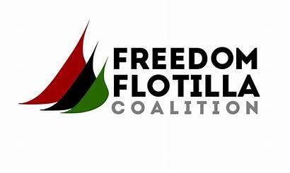 Freedom Flotilla Ffc Coalition Gaza Israeli Navy