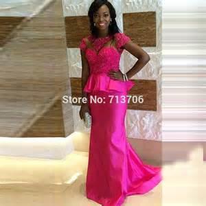 robe de mariã e africaine robe de soiree mariage africain