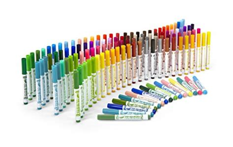 Crayola Pip Squeak Skinnies Markers (128 Count)