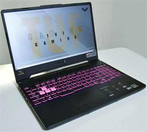 asus tuf gaming  laptop gaming mahasiswa teknik asedino