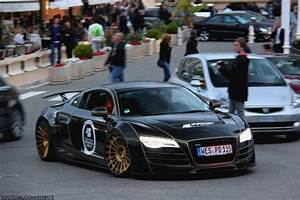 Audi Monaco : video supercars revving outside monaco 39 s casino square gtspirit ~ Gottalentnigeria.com Avis de Voitures
