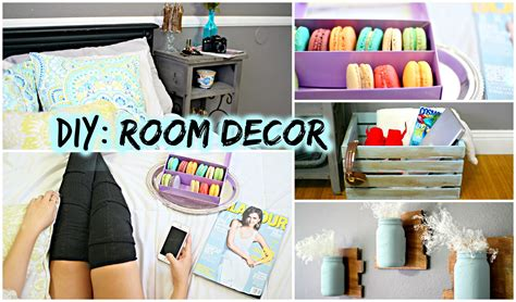 Room Decor Ideas Diy by Diy Room Decor For Cheap Inspired