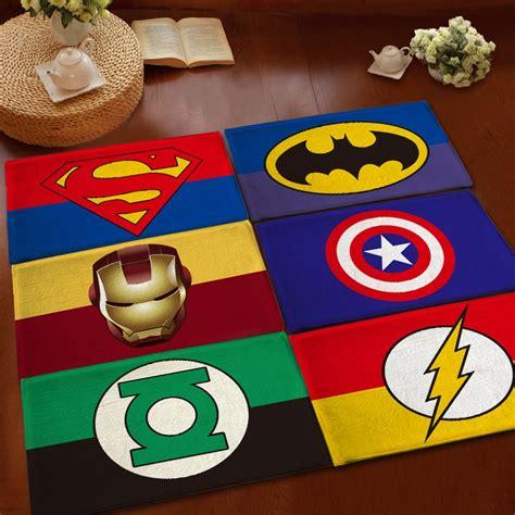 kidschildren superhero cartoon carpets modern rugs