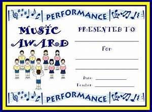 choir appreciation quotes quotesgram With choir certificate template