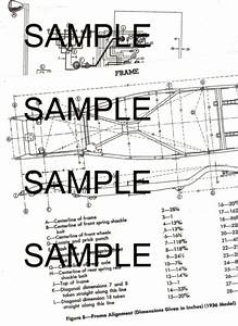 1940 Plymouth All Models 40 Wiring  U0026 Frame Chart With