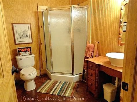 bathroom decor cabin bathroom ideas salmaun me Cabin