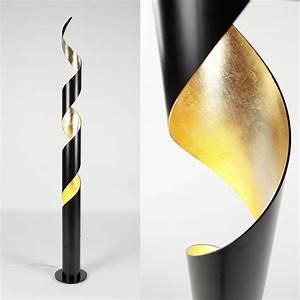 Stehlampe Studio Schwarz Gold : stehlampe gold catlitterplus ~ Bigdaddyawards.com Haus und Dekorationen