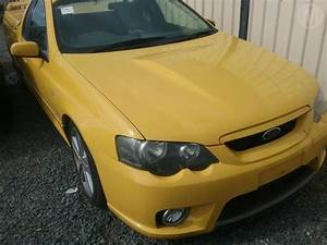 Wrecking 2004 Ford Fpv Pursuit Ute With 5 4l Boss 290