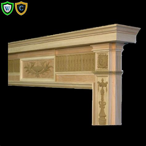 Fireplace Mantel Legs - fireplace mantels tapered legs wood mantel