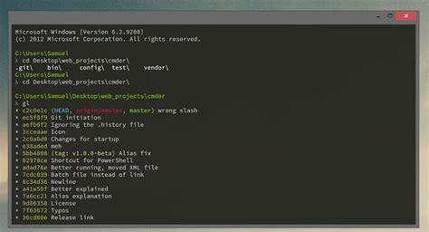 console terminal windows 7 7 of the best terminal emulators for windows 10 make