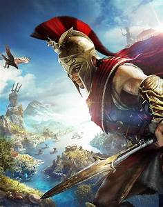 Assassin's Creed Odyssey on Behance