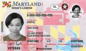 Maryland Driver U0026 39 S License Application And Renewal 2020