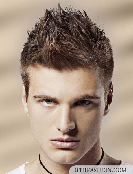 Spiky Hairstyles For Men With Medium Hair Images