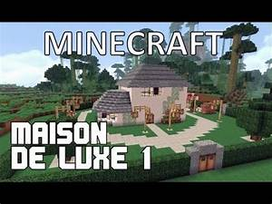 Destockage Linge De Maison De Luxe : minecraft maison de luxe 1 youtube ~ Dallasstarsshop.com Idées de Décoration