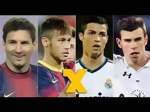 Messi and neymar vs Ronaldo and bale | Soccer | Pinterest ...