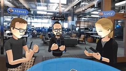 Vr Social Oculus Future Reality Augmented Virtual