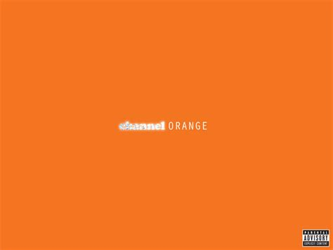 Channel Orange Wallpaper by Forget Singles The Albums You Needed To Own This Year Wired