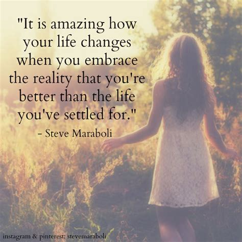 Quotes Embracing Life Changes