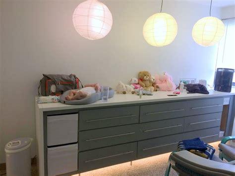 expedit kallax malm hybrid  remodeled nursery