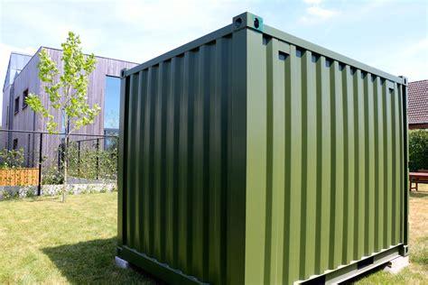 Container Als Gartenhaus by Gartenhaus Aus Containern My