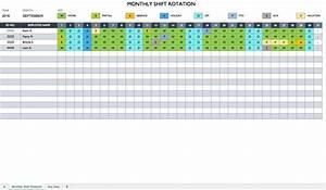on call rotation calendar template - on call calendar rotation template free calendar template