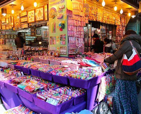 Namdaemun Market Seoul - my review - Curly Traveller