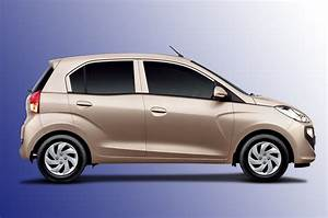 Hyundai Santro Amt To Be Offered In Two Variants