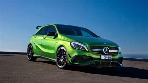 2016 Mercedes Benz A Class Wallpaper