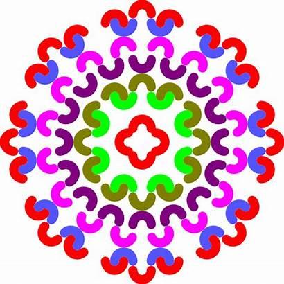 Colorful Clip Flower Decoration Clipart Cliparts Corner