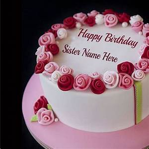 Happy Birthday Cake with Name Images and Pictures ...