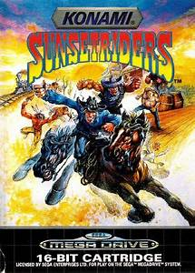Sunset Riders Box Shot for Genesis GameFAQs