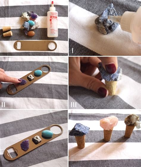 Bar Accessories Gifts by Diy Gemstone Bar Accessories