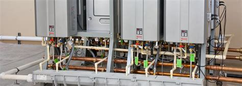 tankless rack systems rinnai america