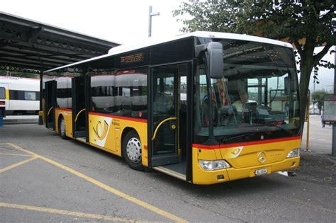 Postauto Nordschweizgarage Laufen Bl 6'144 (mb Citaro