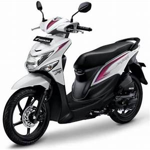 Cover Body  U0026 Sticker Striping Honda Beat Pop Esp  K61