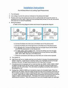 30 Lighting Contactor Wiring Diagram With Photocell