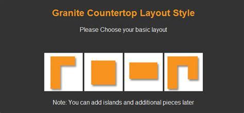 free granite countertop estimates fireups 174 marketing