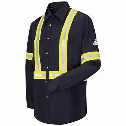 Reflective Fr Uniform Shirt Bulwark Oz Csa