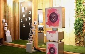 Location photobooth Annecy - VIP box - photobooth