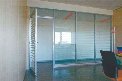 muri in vetro per interni pareti in vetro per interni pareti