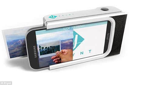 polaroid for iphone prynt une coque qui transforme votre smartphone en polaroid